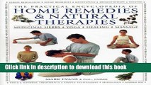 Ebook The Practical Encyclopedia of Home Remedies   Natural Therapies: Medicinal Herbs, Yoga,