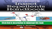 Books Insect Repellents Handbook, Second Edition Free Online