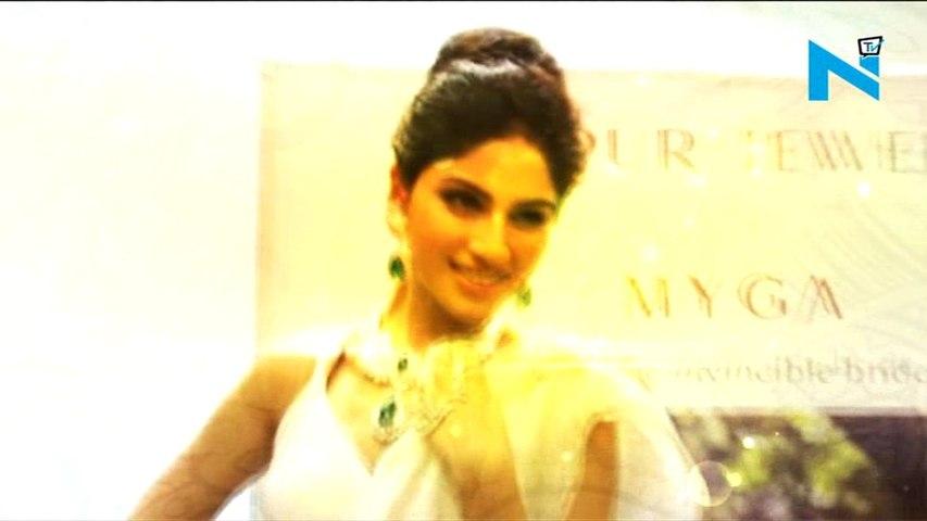Sapna Pabbi flaunts her stunning figure in hot saree