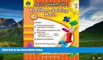 READ FREE FULL  Daily Warm-Ups: Problem Solving Math Grade 3 (Daily Warm-Ups: Word Problems)