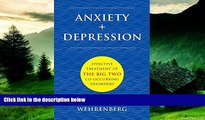 Must Have  Anxiety + Depression: Effective Treatment of the Big Two Co-Occurring Disorders