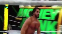 roman reigns vs seth rollins || money in the bank