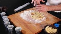 Recette des Cookies Shots ! Le délice ultime