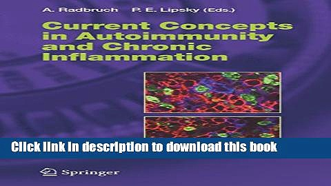 [PDF] Current Concepts in Autoimmunity and Chronic Inflammation (Current Topics in Microbiology