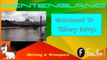 Gravesend To Tilbury Ferry.