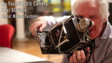 My Favorite Old Camera: Neal Slavin's Linhof Master Technika