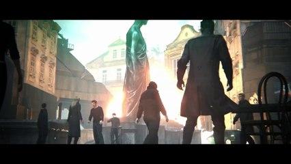 Spot TV de Deus Ex: Mankind Divided