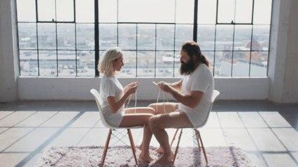 Converse: Made By Anybody: Vaginal Knitting