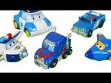 트랜스포머 옵티머스프라임 미니 또봇 헬로카봇 슈퍼윙스 로보카폴리 장난감 Transformers Mini car Toys