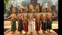 The Top 10 Cambodian Actresses/ Khmer women (Somrah Neary Khmer Meng Keopichenda audio)