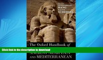 FREE PDF  The Oxford Handbook of the State in the Ancient Near East and Mediterranean (Oxford