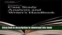 Ebook Power s Case Study Analysis and Writer s Handbook Full Online