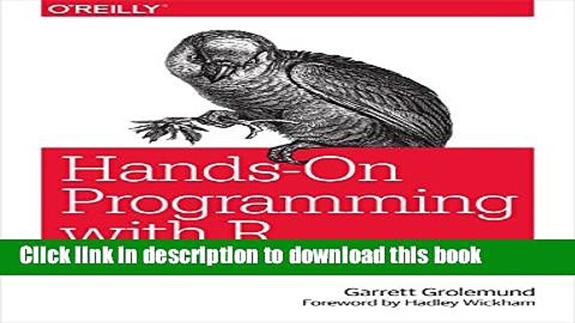 Ebook Hands-On Programming with R: Write Your Own Functions and Simulations Free Online