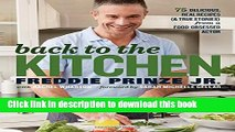 Books Back to the Kitchen: 75 Delicious, Real Recipes (  True Stories) from a Food-Obsessed Actor