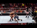 WWE BATISTA vs JOHN CENA vs MARK HENRY WWE MONDAY NIGHT RAW HD