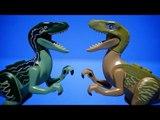 레고 쥬라기월드 공룡 장난감 만들기 lego jurassic world raptor