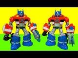 Transformers Rescue Bots Electronic Optimus Prime car toys 트랜스포머 옵티머스프라임 장난감