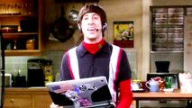 The Big Bang Theory - Howard Wolowitz - Does Your Mother Know...