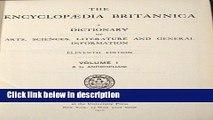 PDF] 1910 Encyclopedia Britannica Eleventh Edition  29