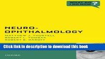PDF] Neuro-Ophthalmology (What Do I Do Now) Popular