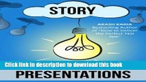 Books Public Speaking: Storytelling Techniques for Electrifying Presentations Full Download