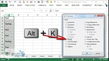 Excel Tips: Go To Special - Find Blank Rows and Delete. Find Specific Text and Delete Row.