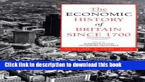 [Download] The Economic History of Britain Since 1700, Volume 3: 1939-1992 Free Books