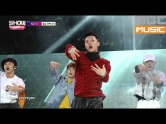 ShowChampion EP 184 NCT U The 7th Sense