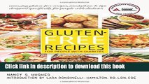 Books Gluten-Free Recipes for People with Diabetes: A Complete Guide to Healthy, Gluten-Free