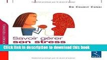 Ebook Savoir gérer son stress: en toutes circonstances Full Online