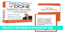 [PDF] Getting Things Done Productivity Cards Free Books [Download] Getting Things Done