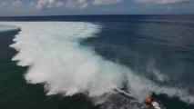 Adrénaline - surf : Les Maldives et ses plages paradisiaques