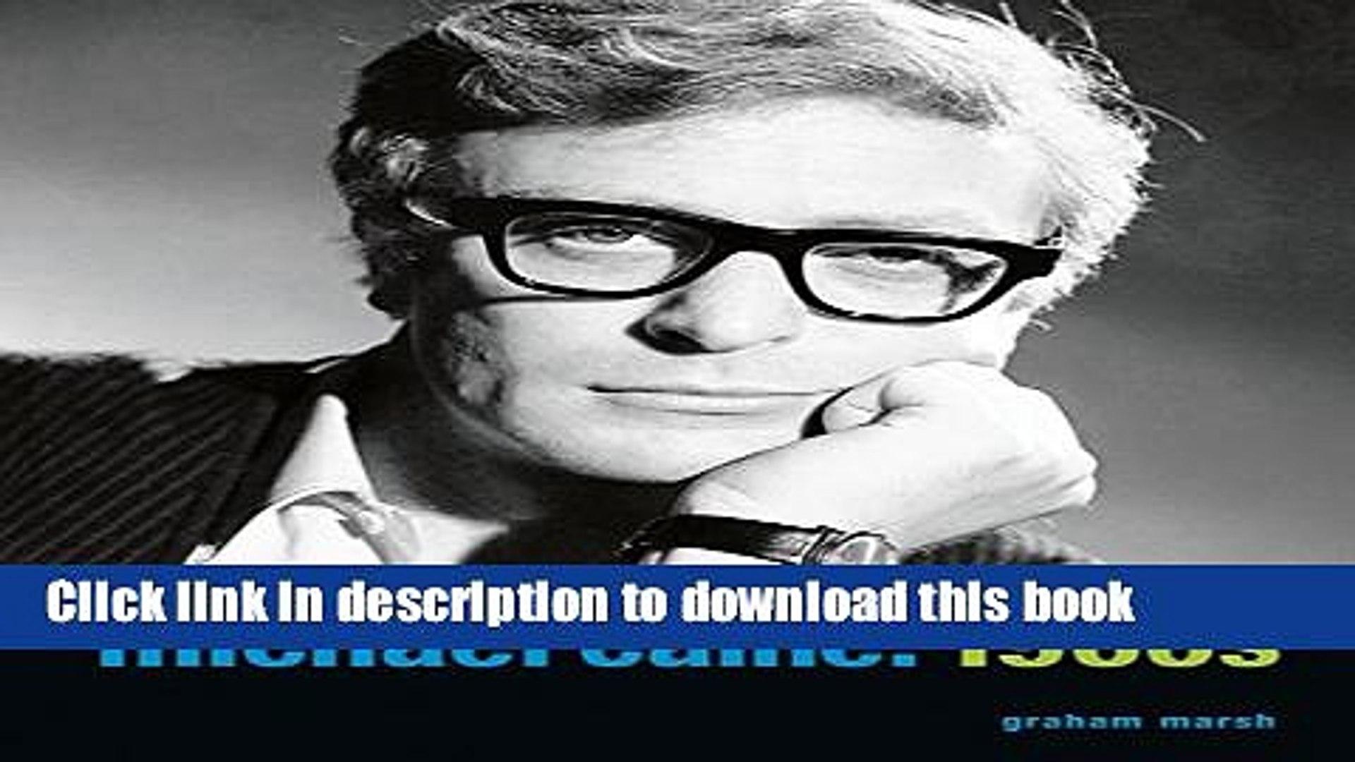 Ebook Michael Caine: 1960s Full Online