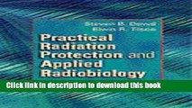 Download  Practical Radiation Protection and Applied Radiobiology, 2e  Free Books