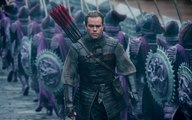 The Great Wall Official Trailer 1 (2017) - Matt Damon Movie1