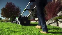 Ego Mower Review 2 | High Lift Blade Better Cut? - video dailymotion