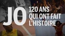 JO : 120 ans qui ont fait l'Histoire