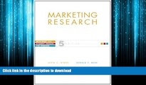 Books Marketing Research: An Applied Orientation with SPSS 14 0