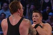 wwe smackdown john cena vs the undertaker 200 | underTaker appreciate jhon cena