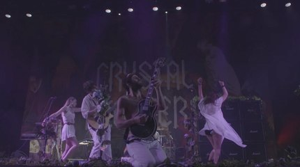 ARENAL SOUND 2016 - CRYSTAL FIGHTERS