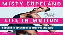Read Life in Motion: An Unlikely Ballerina PDF Online
