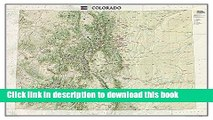 Ebook Colorado [Laminated] (National Geographic Reference Map) Free Online