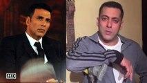 Akshay Kumars Shocking Reaction On Salman Promoting Rustom