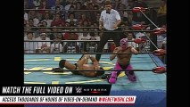 Dean Malenko vs. Rey Mysterio- WCW World Cruiserweight Title Match- The Great American Bash 1996 - YouTube