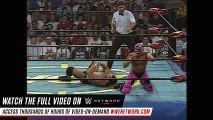 Dean Malenko vs. Rey Mysterio- WCW World Cruiserweight Title Match- The Great American Bash 1996 - YouTube