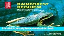 [Read PDF] Rainforest Requiem: Recordings of Wildlife in the Amazon Rainforest - CD Download Free