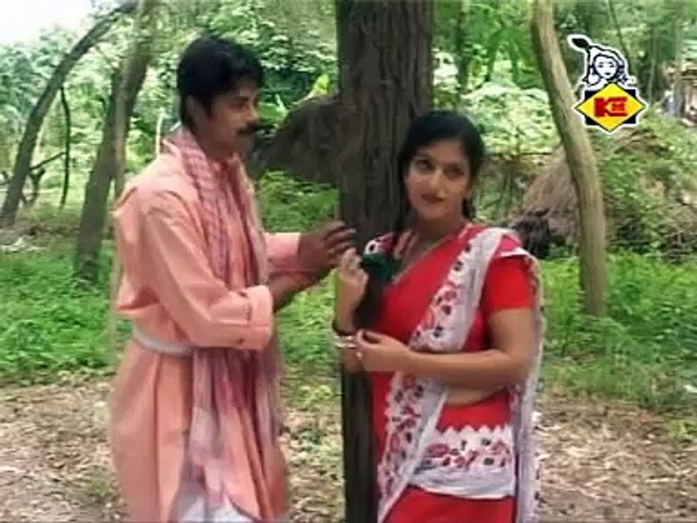 Bengali Folk Song - Majhi Baaia Jao Re - Polli Geeti - Krishna Music