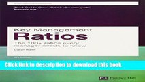 [Read PDF] Key Management Ratios (4th Edition) (Financial Times Series) Download Free