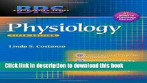 Books BRS Physiology (Board Review Series) Free Online