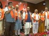 Vijay Rupani named Gujarat Chief Minister, Nitin Patel to be Deputy CM
